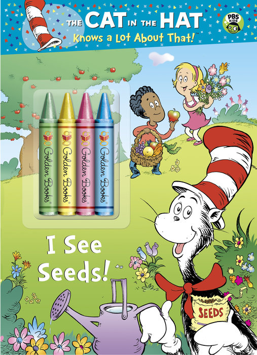 I See Seeds! (Dr. Seuss/Cat in the Hat)