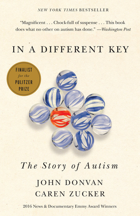 In a Different Key by John Donvan & Caren Zucker