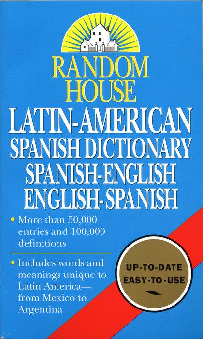 Random House Latin-American Spanish Dictionary