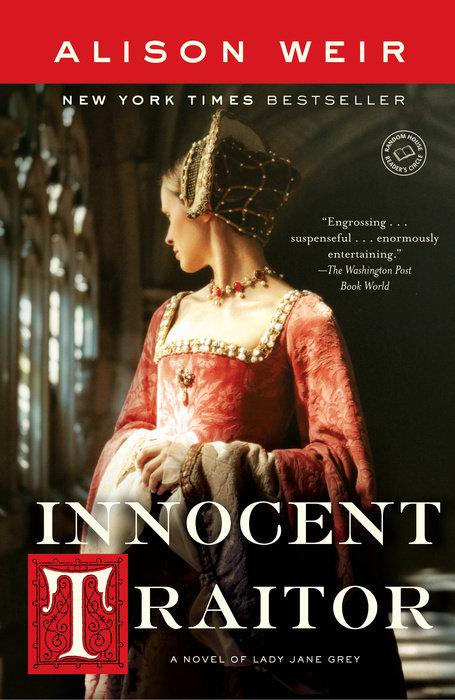 Innocent Traitor by Alison Weir