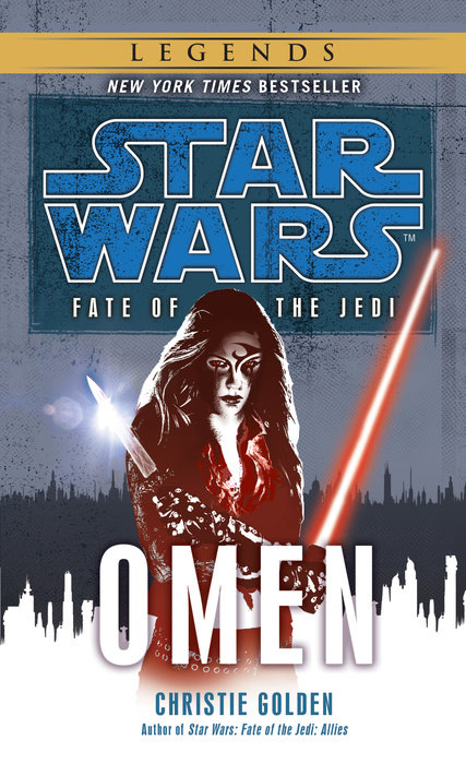 Omen: Star Wars Legends (Fate of the Jedi)