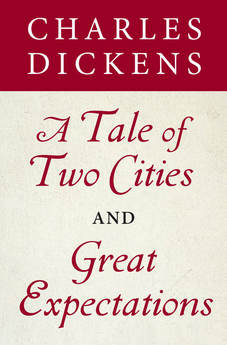 A Tale of Two Cities and Great Expectations (Bantam Classics Editions)