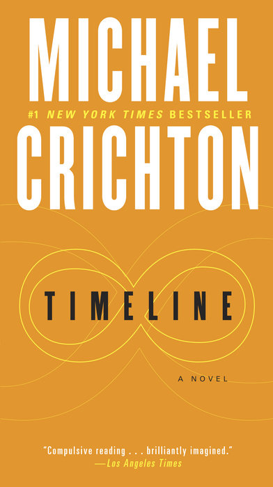 the possibility of time travel in timeline by michael crichtons Researchers claim time travel is possible by george harrison  professor howard wiseman and dr michael hall  and all on the same timeline.