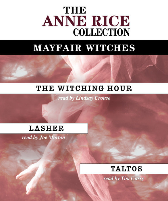 Anne Rice Value Collection