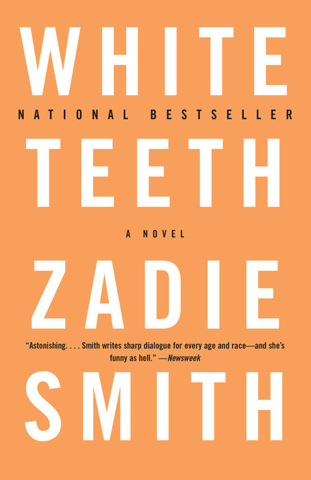 Book Cover White Teeth : Escape into magical realism this summer read it forward