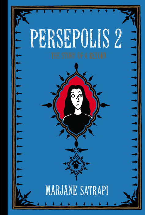 persepolis by marjane satrapi set in These notes were contributed by members of the gradesaver community we are thankful of their contributions and encourage you to make your own written by people who wish to remain anonymous persepolis 2 is the second novel written by marjane satrapi it is the second of the set of her memoir and.