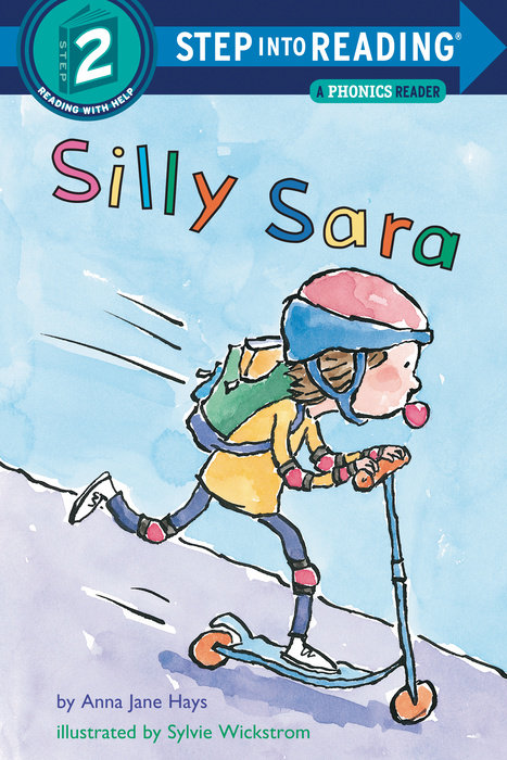 Silly Sara: A Phonics Reader