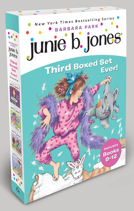 Junie B. Jones Third Boxed Set Ever!