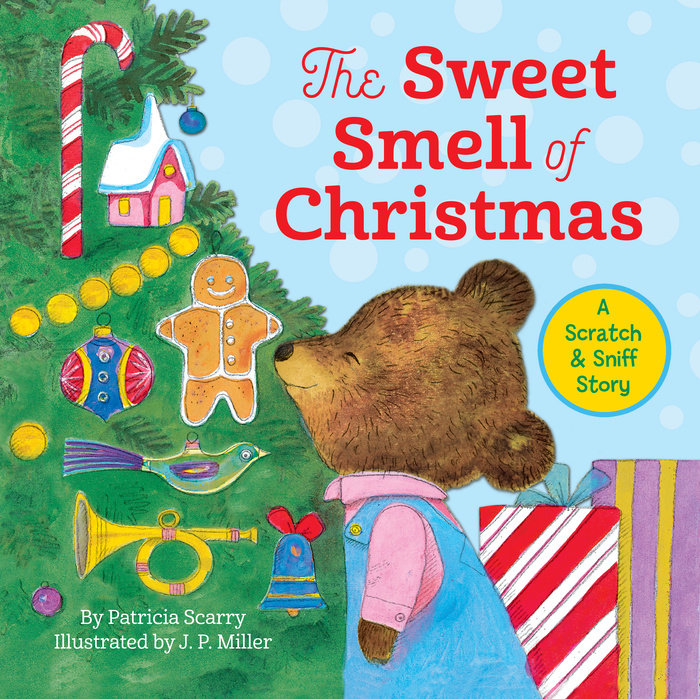 The Sweet Smell of Christmas