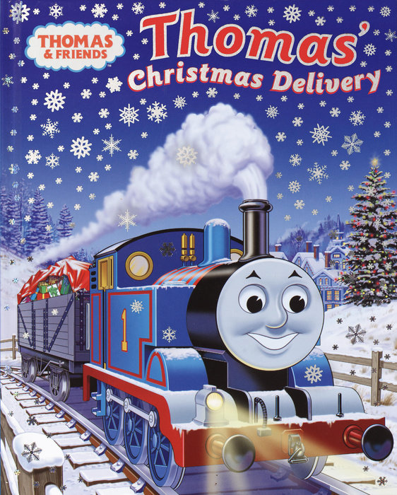 Thomas's Christmas Delivery (Thomas & Friends)
