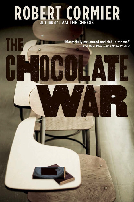 Book cover for The Chocolate War