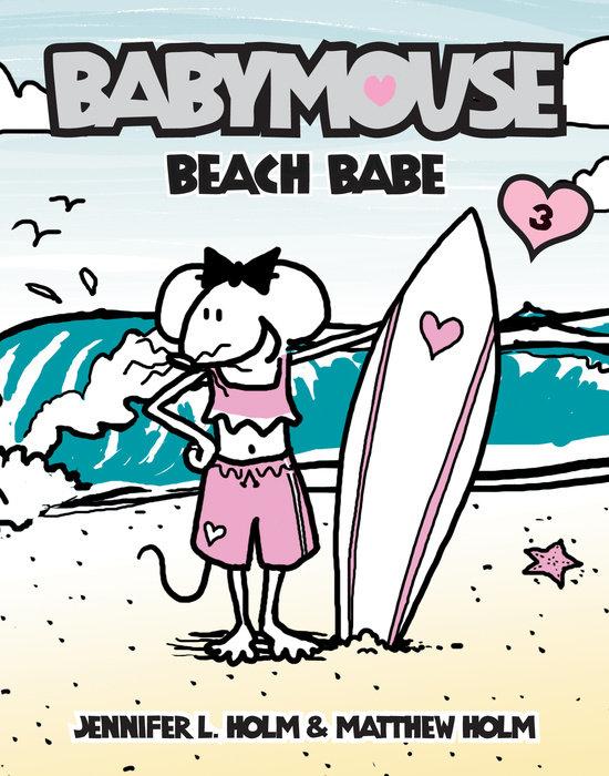 Babymouse #3: Beach Babe
