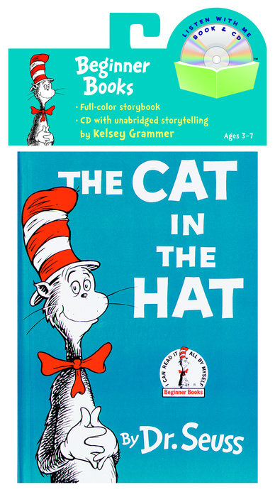 The Cat in the Hat Book & CD