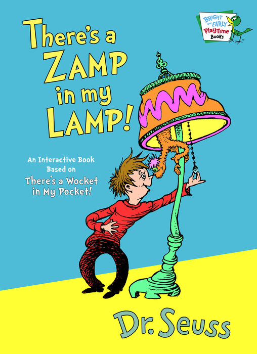 There's a Zamp in My Lamp