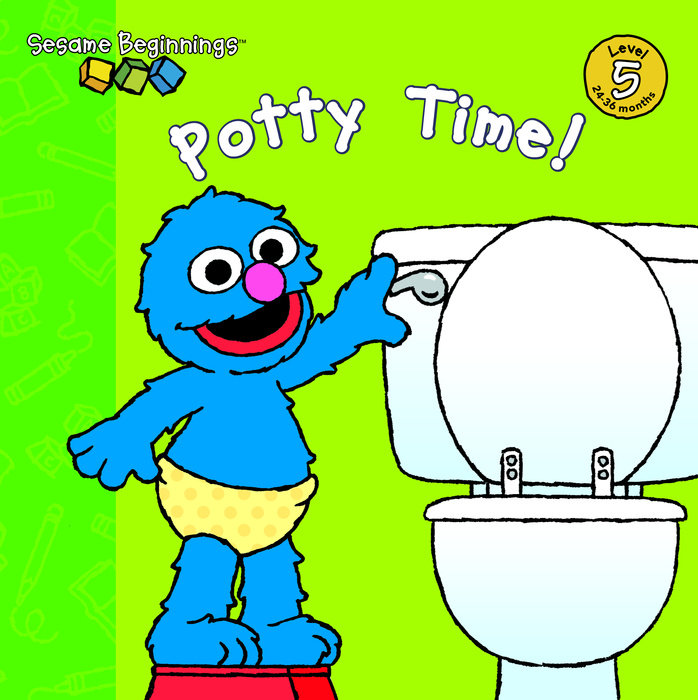 Sesame Beginnings: Potty Time! (Sesame Street)