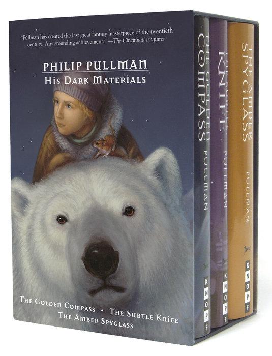 His Dark Materials 3-Book Hardcover Boxed Set