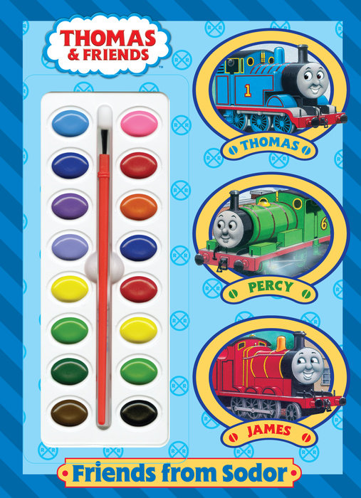 Friends from Sodor (Thomas & Friends)