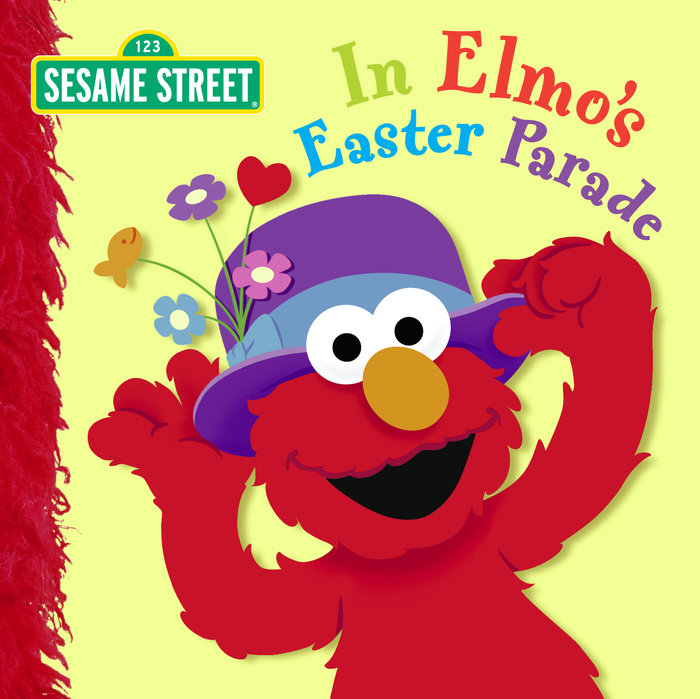 In Elmo's Easter Parade (Sesame Street)