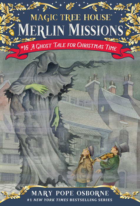 A Ghost Tale for Christmas Time