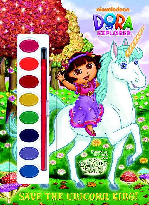 Save the Unicorn King! (Dora the Explorer)