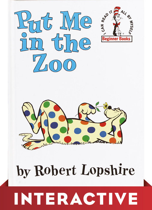 Put Me in the Zoo: Interactive Edition