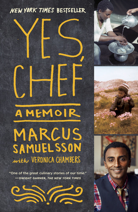 Yes, Chef by Veronica Chambers & Marcus Samuelsson