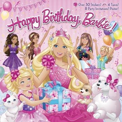Happy Birthday, Barbie! (Barbie)