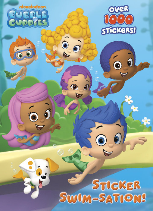 Sticker Swim-sation! (Bubble Guppies)
