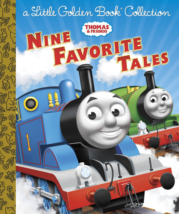 Thomas & Friends: Nine Favorite Tales (Thomas & Friends)