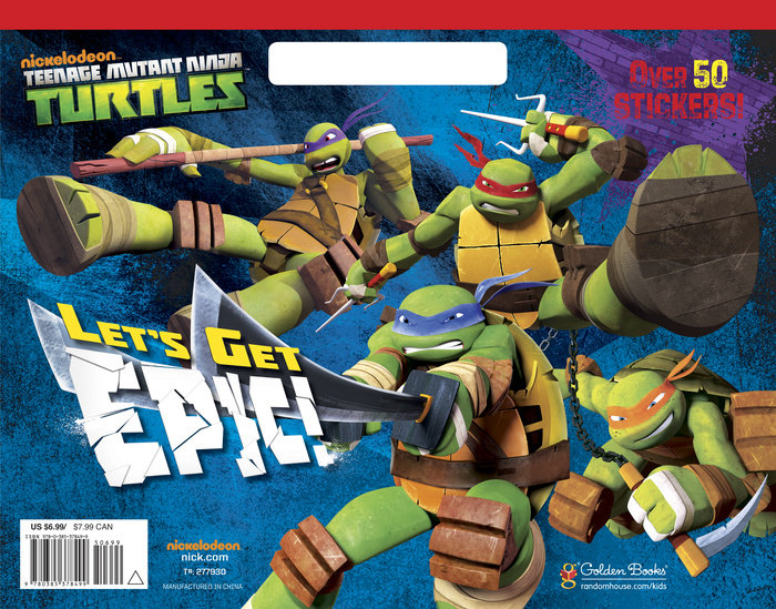 Let's Get Epic! (Teenage Mutant Ninja Turtles)