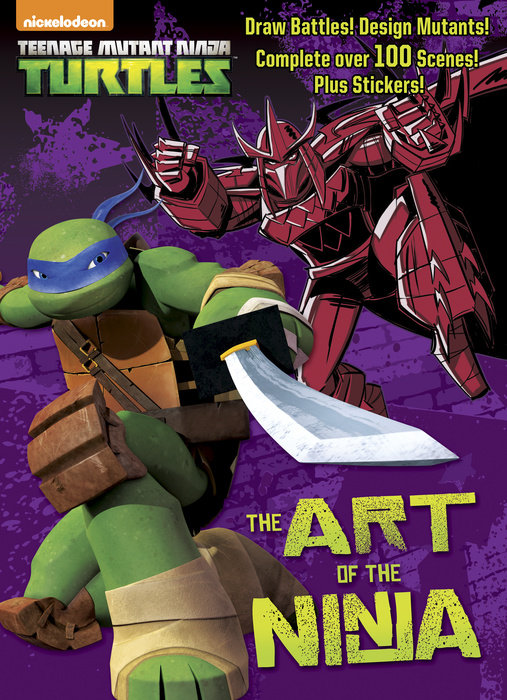 The Art of the Ninja (Teenage Mutant Ninja Turtles)