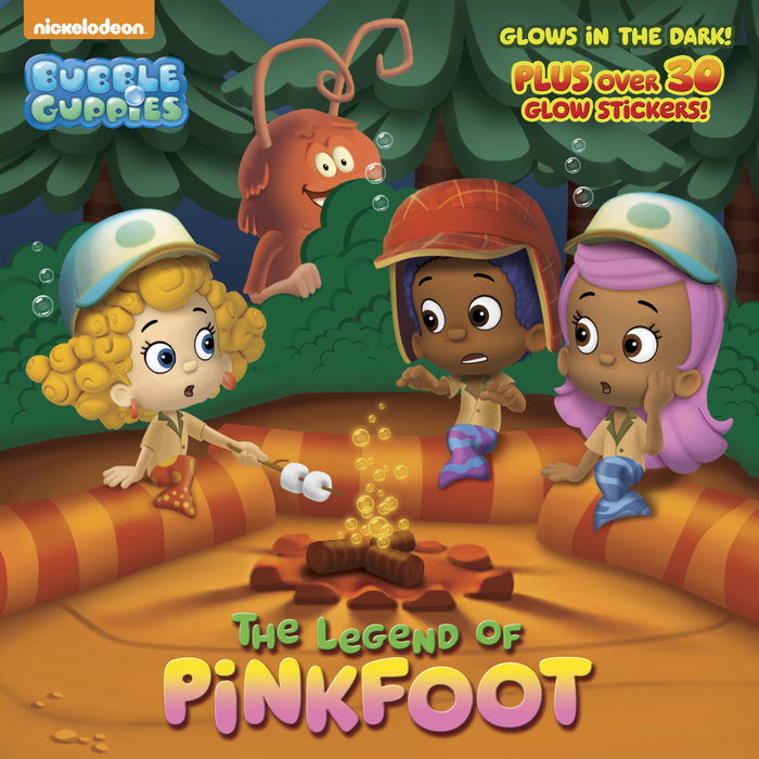 The Legend of Pinkfoot (Bubble Guppies)
