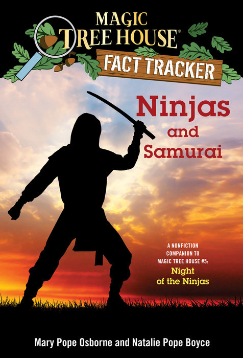 Ninjas and Samurai