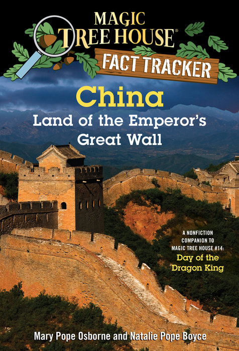 China: Land of the Emperor's Great Wall