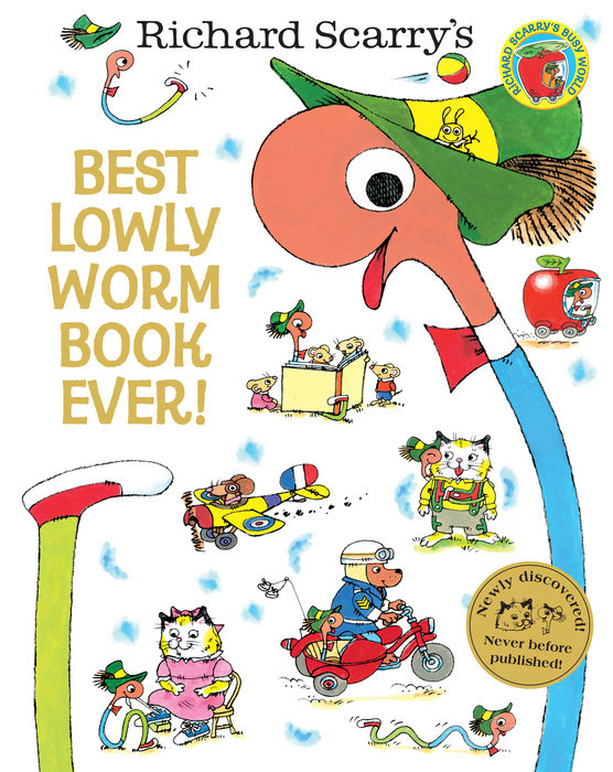 Best Lowly Worm Book Ever!