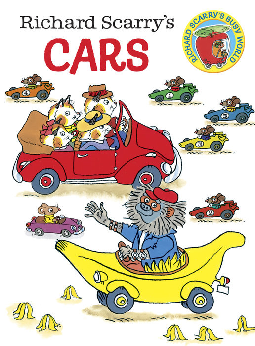 Richard Scarry's Cars