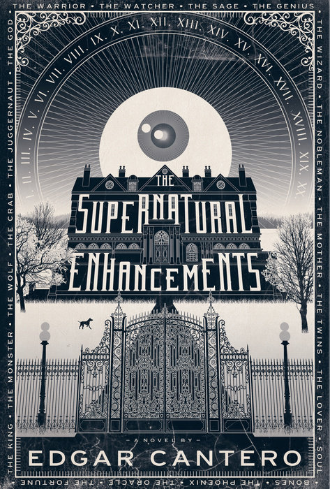 Book Review: The Supernatural Enhancements by Edgar Cantero