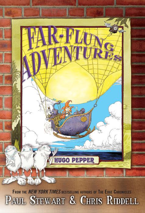 Far-Flung Adventures: Hugo Pepper