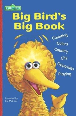 Big Bird's Big Book (Sesame Street)