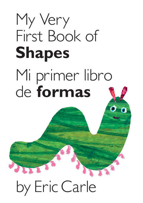 My Very First Book of Shapes / Mi primer libro de formas