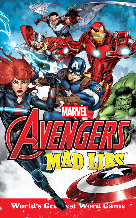 Marvel's Avengers Mad Libs