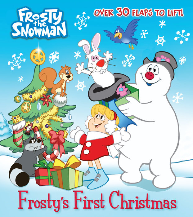 Frosty's First Christmas (Frosty the Snowman)