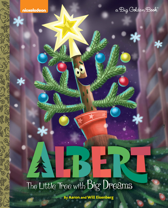 Albert: The Little Tree with Big Dreams (Nickelodeon)