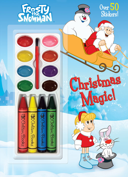 Christmas Magic! (Frosty the Snowman)