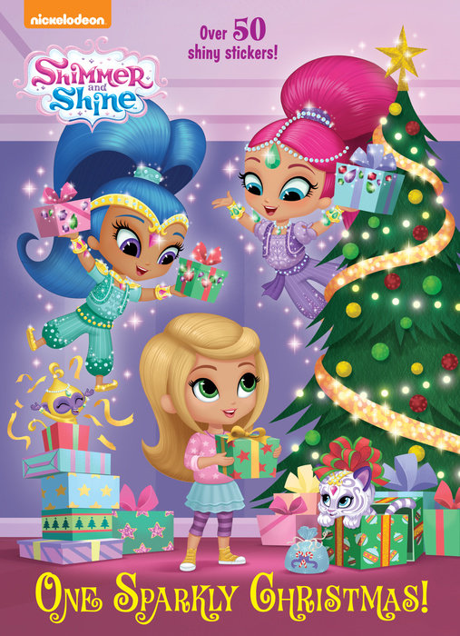One Sparkly Christmas! (Shimmer and Shine)