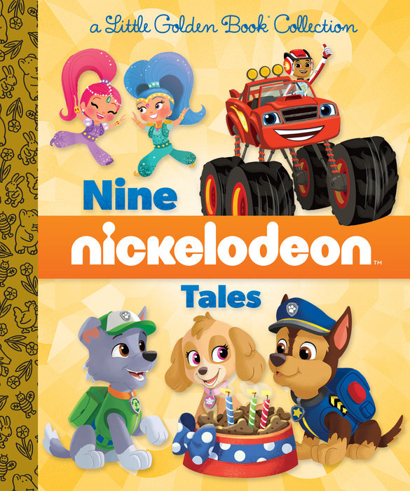 Nine Nickelodeon Tales (Nickelodeon)