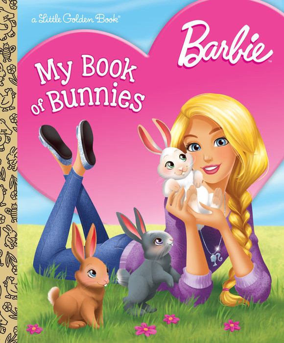 Barbie: My Book of Bunnies (Barbie)