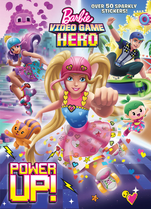 Power Up! (Barbie Video Game Hero)
