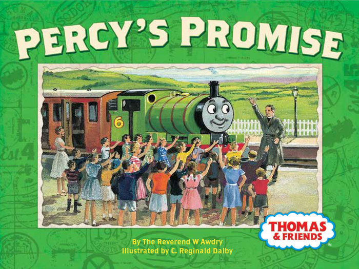 Percy's Promise (Thomas & Friends)
