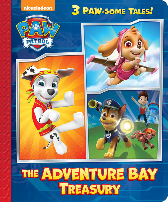 The Adventure Bay Treasury (PAW Patrol)